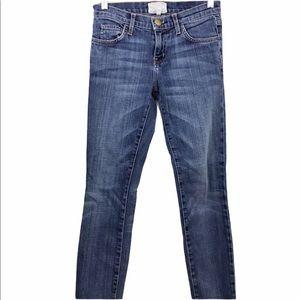 Current/Elliott Skinny Loved Ankle Skinny Jeans